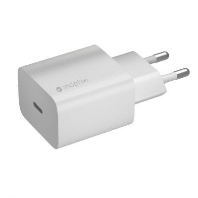 Mophie Zagg International ładowarka sieciowa USB-C 20W biała) IWAMC20WW