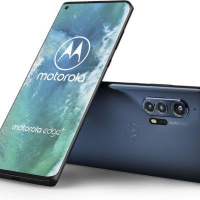 Motorola Edge Plus 256GB Szary