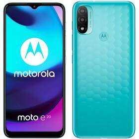 Motorola Moto E20 2GB/32GB Dual Sim Niebieski