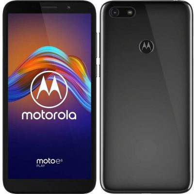 Motorola Moto E6 Play 32GB Dual Sim Czarny