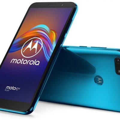 Motorola Moto E6 Play 32GB Dual Sim Turkusowy