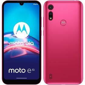Motorola Moto E6i 32GB Dual Sim Różowy
