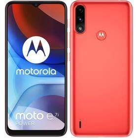 Motorola Moto E7i Power 32GB Dual Sim Czerwony