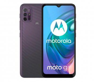 Motorola Moto G10 64GB Dual Sim Szary