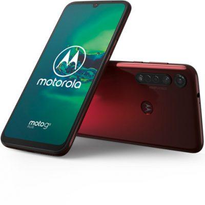 Motorola Moto G8 Plus 64GB Dual Sim Czerwony