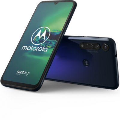 Motorola Moto G8 Plus 64GB Dual Sim Niebieski