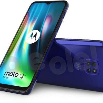 Motorola Moto G9 Plus 128GB Dual Sim Niebieski