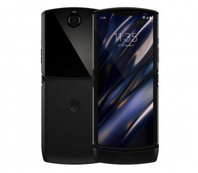 Motorola Moto RAZR 128GB Czarny