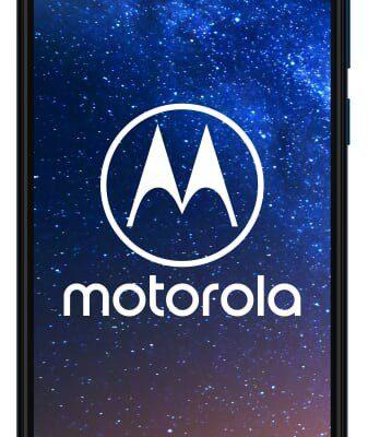 Motorola One Vision 128GB Dual Sim Niebieski