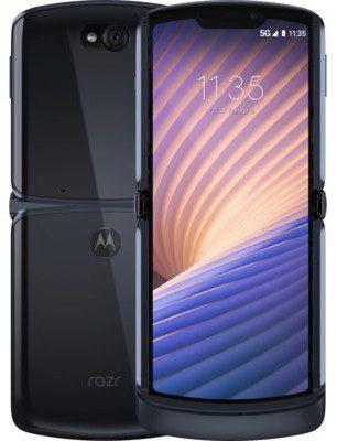 Motorola Razr 5G 256GB Dual Sim Czarny