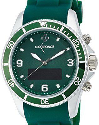 MyKronoz ZeClock Zielony
