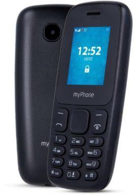 myPhone 3330 Dual Sim Czarny