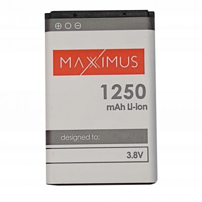 myPhone Bateria Maxximu do Halo Easy BS-09 1250mAh