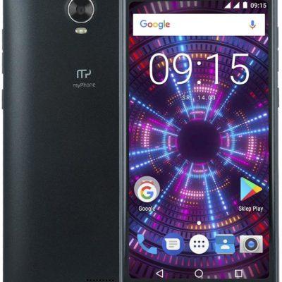 myPhone Fun 18x9 8GB Dual Sim Czarny