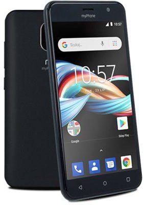myPhone Fun 6 Lite 8GB Dual Sim Czarny