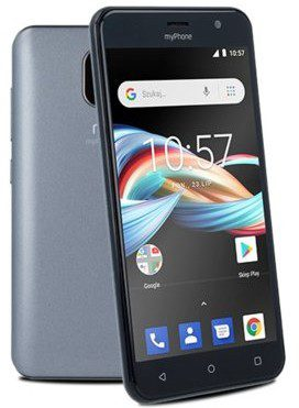 myPhone Fun 6 Lite 8GB Dual Sim Szary