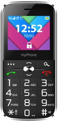 myPhone Halo C Czarny
