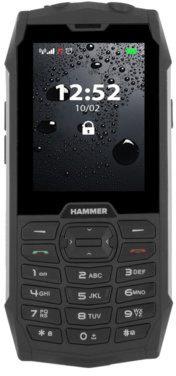 myPhone Hammer 4+ 128MB Dual Sim Czarny