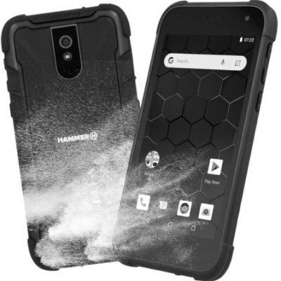 myPhone HAMMER Active 2 16GB Dual Sim Czarny
