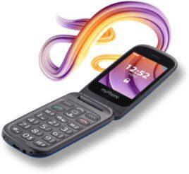 myPhone Twist 2 Czarny