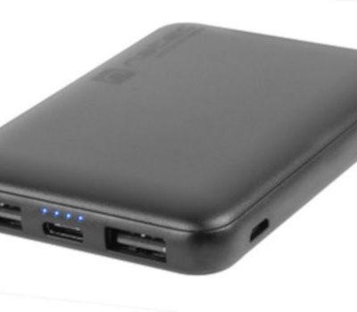 Natec Extreme Media Compact 5000 mAh Czarny (NPB-1416)