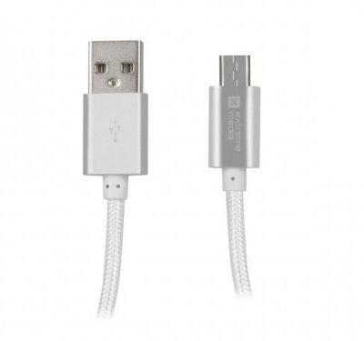 Natec Kabel micro USB BM-AM 2.0 Extreme Media 1m oplot