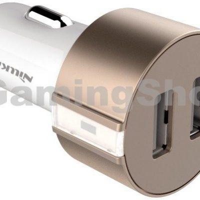 Nillkin Vigor 17W 3400 mA 2x USB konektor Gold