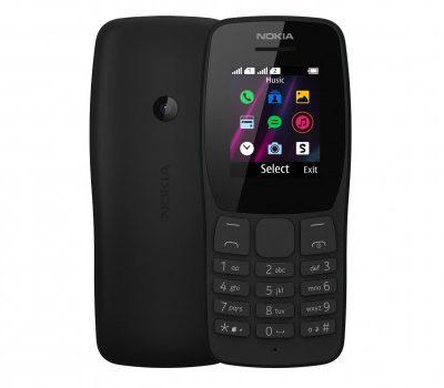 Nokia 110 Dual Sim Czarny