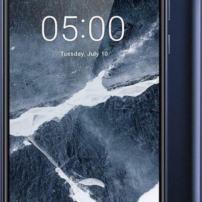 Nokia 5.1 16GB Dual Sim Niebieski