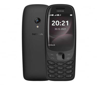 Nokia 6310 Dual Sim Czarny