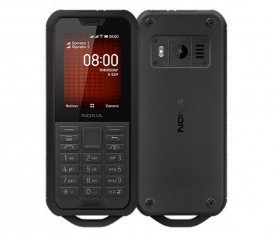 Nokia 800 Tough 4GB Dual Sim Czarny