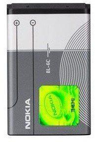 Nokia Bateria BL-6C ODBIERZ OSOBIŚCIE W WARSZAWIE FAKTURA VAT 23% BL-6C
