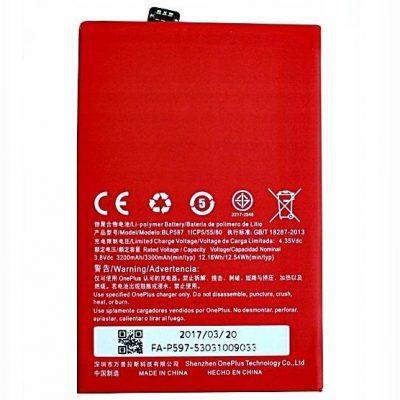 Nowa Oryginalna Bateria BLP597 Oneplus 2 Two One