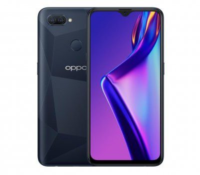 OPPO A12 32GB Dual Sim Czarny