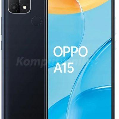OPPO A15 32GB Dual Sim Czarny