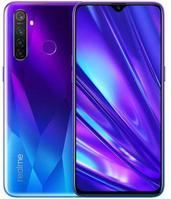 OPPO Realme 5 Pro 8GB/128GB Dual Sim Niebieski