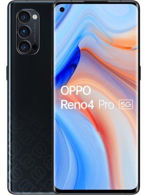 OPPO Reno 4 Pro 5G 256GB Dual Sim Czarny