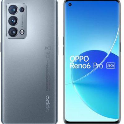 OPPO Reno 6 Pro 5G 12/256GB Dual Sim Grafitowy
