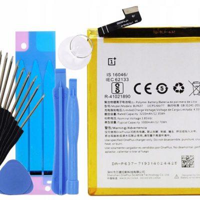Oryginalna Bateria OnePlus 5 5T BLP637