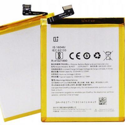 Oryginalna Bateria OnePlus BLP637 OnePlus 5 5T