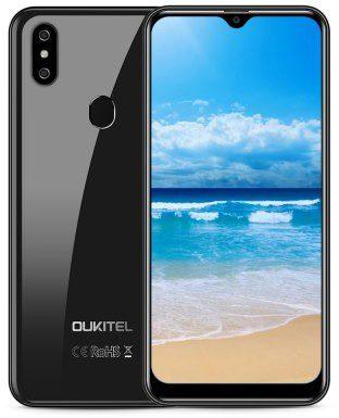 Oukitel C15 Pro 32GB Dual Sim Czarny