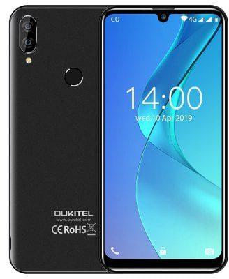 Oukitel C16 Pro 32GB Dual Sim Czarny