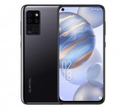 Oukitel C21 64GB Dual Sim Czarny