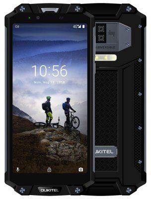 Oukitel WP2 64GB Dual Sim Czarny