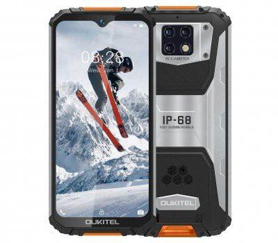 Oukitel WP6 128GB Dual Sim Pomarańczowy