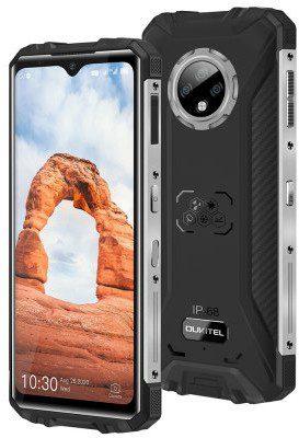 Oukitel WP8 Pro 64GB Dual Sim Czarny