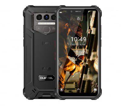 Oukitel WP9 128GB Dual Sim Czarny