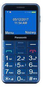 Panasonic KX-TU150 Niebieski
