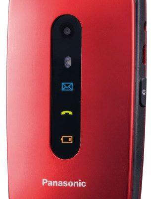 Panasonic KX-TU456EXRE Czerwony