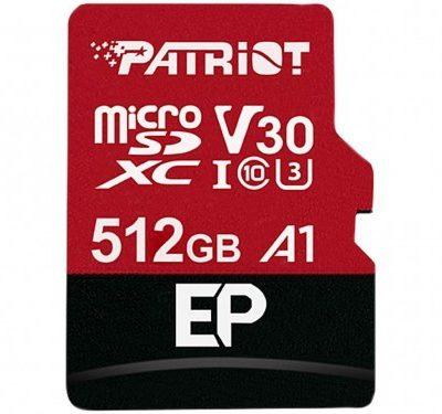 Patriot Ep Pro 512GB (PEF512GEP31MCX)